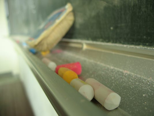 School room chalk