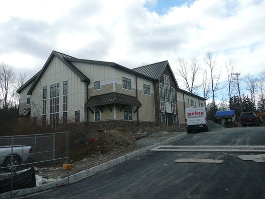 West Milford library