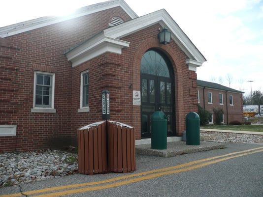 West Milford town hall