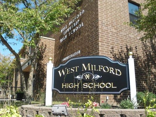 West Milford High School stock