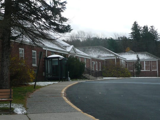 West Milford's Hillcrest School in a November 2016