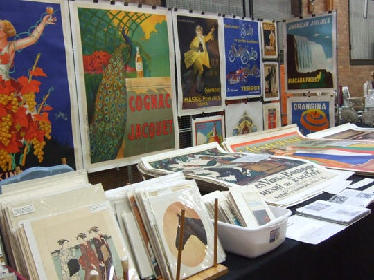 Larchmont Antiques and Collectibles Show returns to Mamaroneck March 11-12.