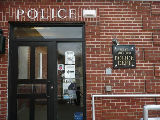West Milford police station