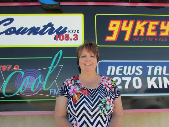 Burt Broadcasting Inc. Marketing Executive Tammie Reynolds was named the 2016 Associate of the Year.