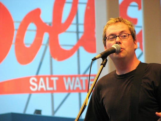Rehoboth Beach native Cliff Hillis will perform aboard
