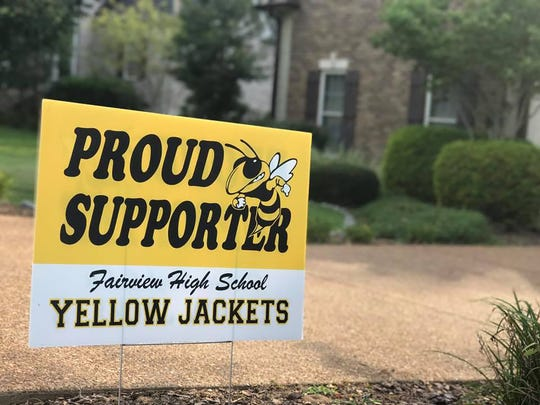 Yellow Jacket Fever Is Spreading Through Fairview As