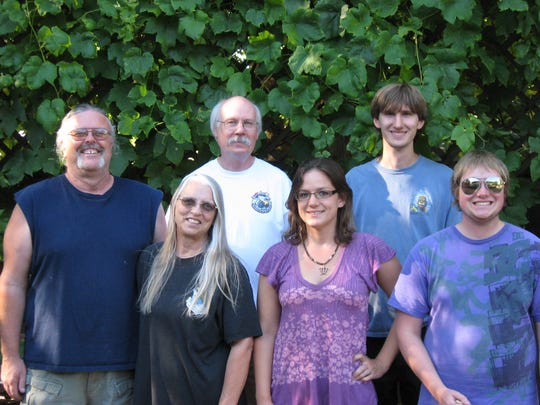 """The band Clyde-a-Scope will perform at the annual """"Gig on the Grass"""" concert Saturday, August 19"""