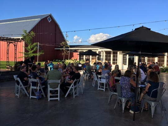 September is the final month for Wood-fired Wednesdays