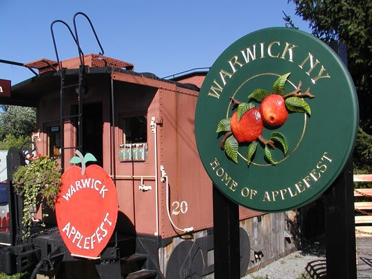 Warwick, N.Y. hosts its annual Applefest on October