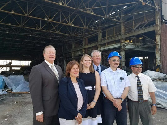 Commercial Development Company Inc. (CDC) announced Wednesday final plans for building demolition and environmental cleanup at the former ASARCO property in Perth Amboy.
