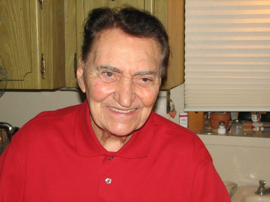 Eugene J. Paradiso, a longtime Clifton resident and the former chief clerk of the Passaic County Prosecutor's Office, died Saturday at age 95.