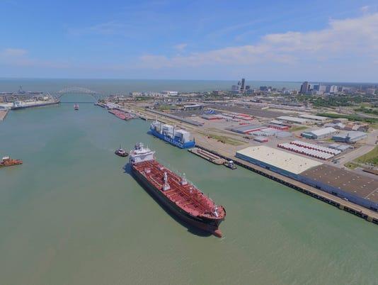 Port of Corpus Christi photo