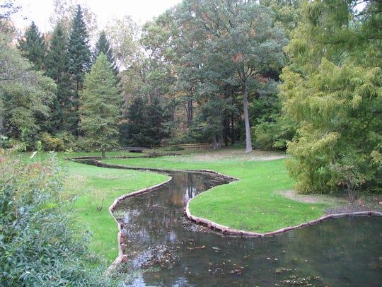 Leonard J. Buck Garden, 11 Layton Road in Far Hills,will