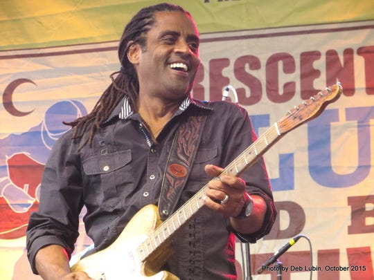 Kenny Neal brings a mix of Big Easy blues to Bradfordville