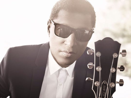 "Kenny ""Babyface"" Edmonds will perform on Jan. 12 at"