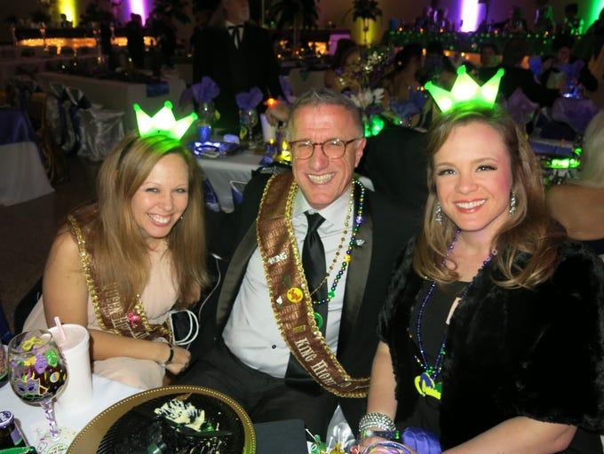Krewe Artemis-Springhill Grand Ball was Jan. 13 at