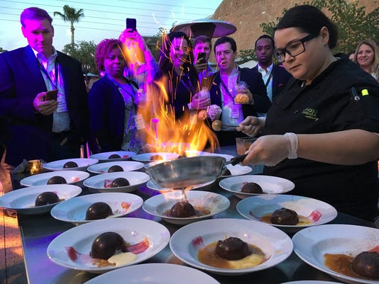 Phoenix chefs cash in on Food Network shows