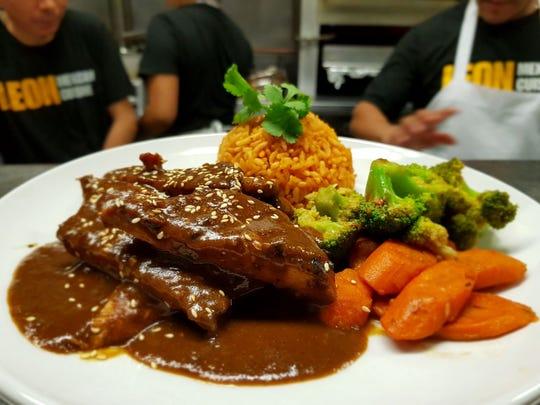 Leon Mexican dish