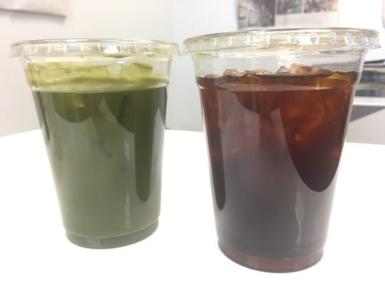 Nitro matcha and nitro coffee from Fort Collins' newest