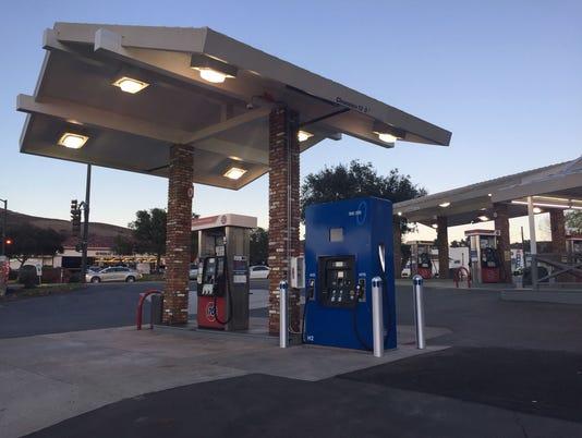 True Zero Thousand Oaks hydrogen station