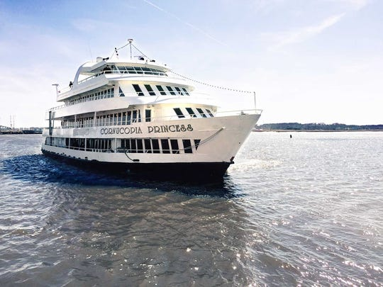 Cornucopia Cruise Line.