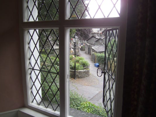 Wordsworth's Dove Cottage