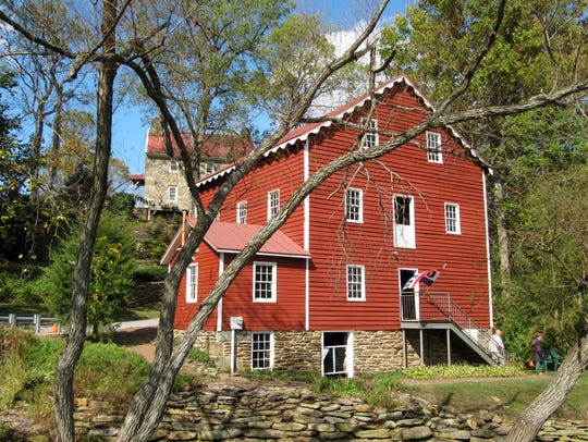 The Wallace-Cross Mill will be part of the open house