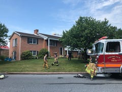 Fire does significant damage to North Lebanon home