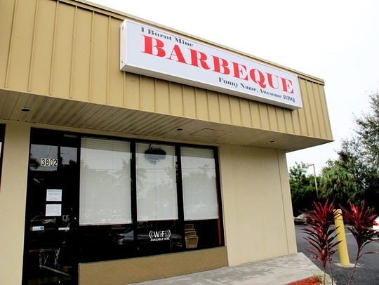 I Burnt Mine Barbecue opened in February 2016 at 3802