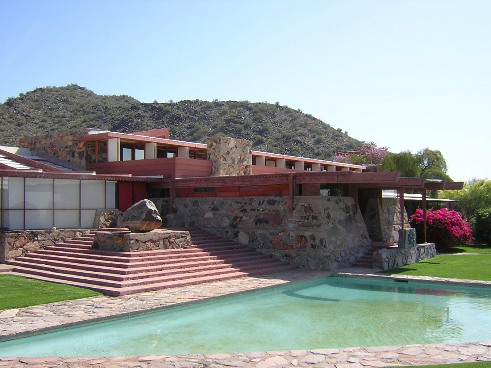 25 Must See Buildings In Arizona