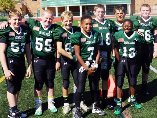 Among the Novi Bobcat JV players who participated in