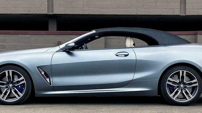 2020 BMW 840i Convertible