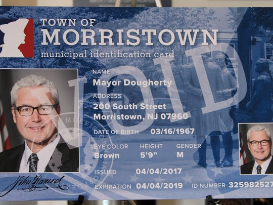 Mayor Timothy Dougherty holds a news conference in