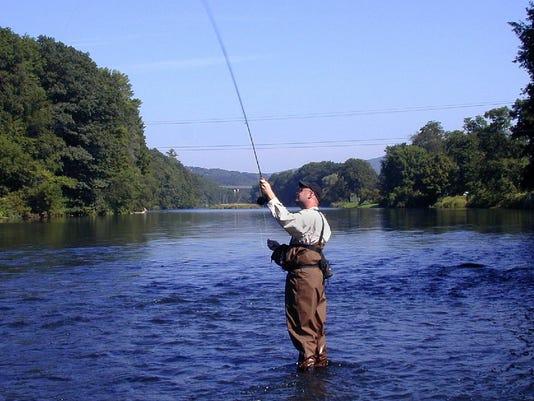 FLY FISHING MURPHY