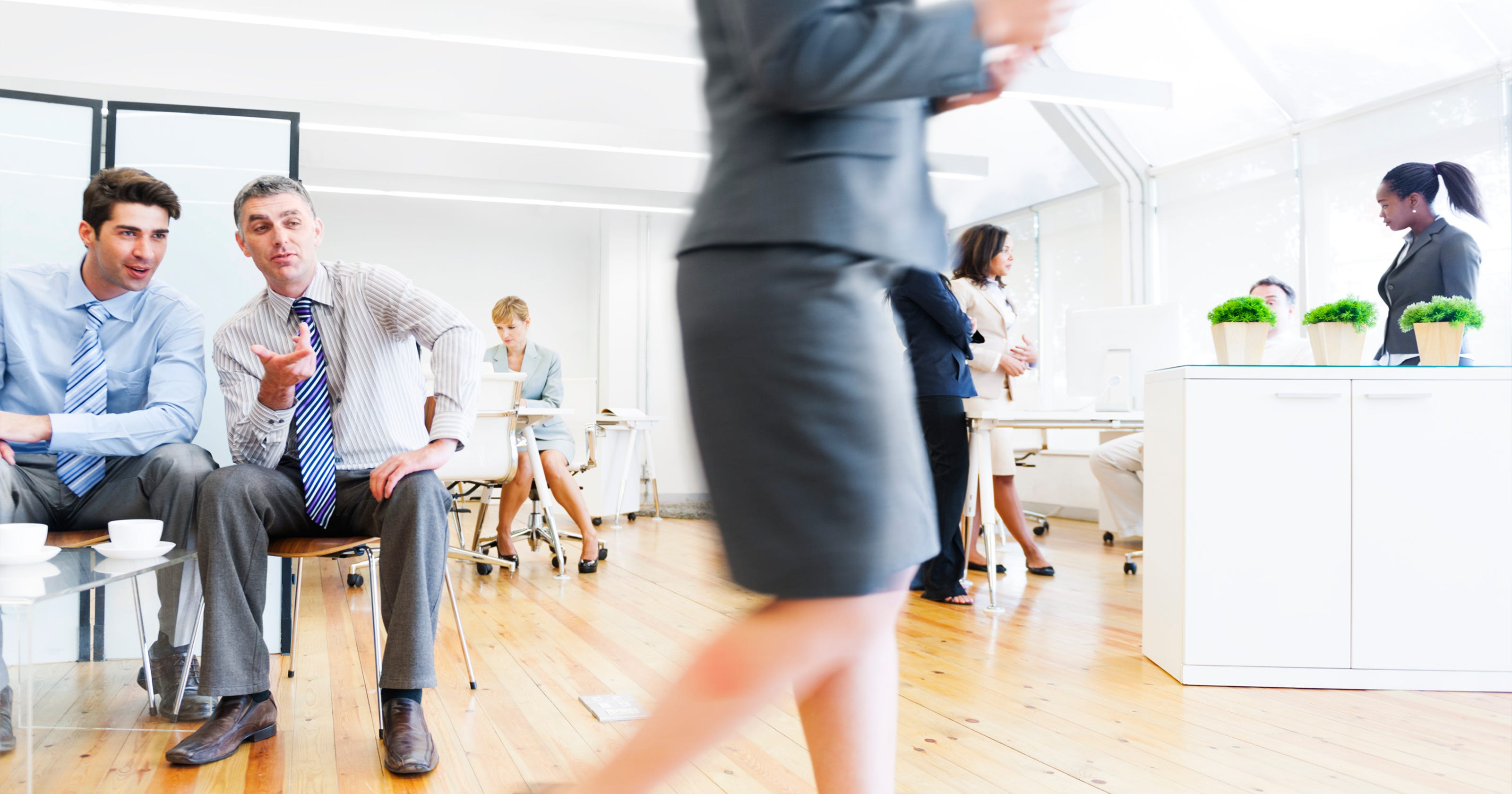 sexism in the workplace examples