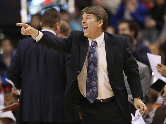 Tom Sterner coached Penny Hardaway and Mike Miller during their rookie seasons with the Orlando Magic.