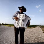 Nathan Williams of Lafayette is now a member of the Louisiana Folklife Center's Hall of Master Folk Artists.
