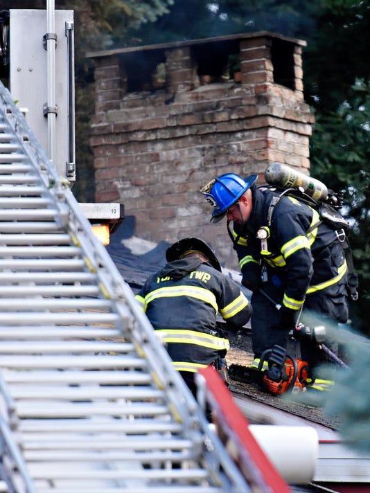 Fatal York Township Fire