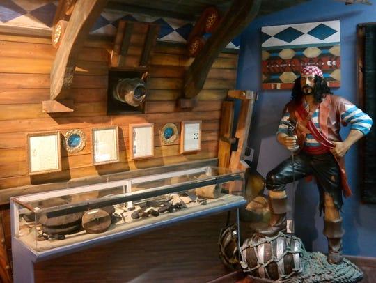 Visit the Mel Fisher Treasure Museum in Sebastian for