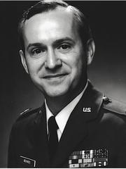 """Col. """"Bill"""" Richards"""