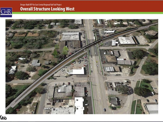 Bicycle/ pedestrian bridge expected to be installed