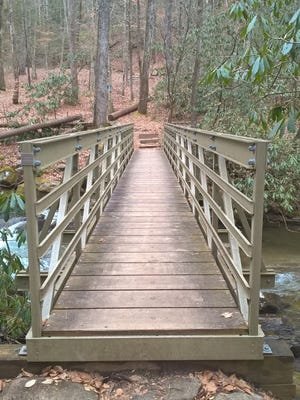 Jones Gap State Park has a little of everything for the outdoor family.