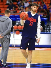 Gonzaga Bulldogs forward Killian Tillie.