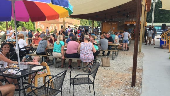 Swamp Rabbit Cafe and Grocery celebrates its 7th anniversary with an all-day party Sept. 14.