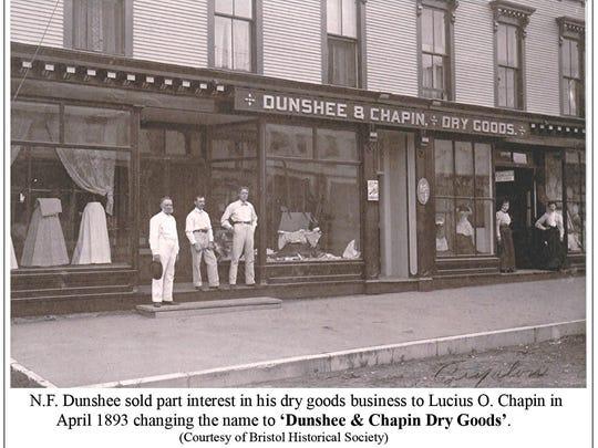 1893 - Dunshee and Chapin