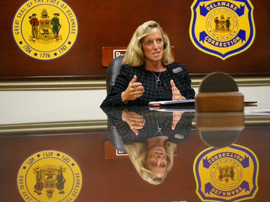 Claire DeMatteis, a former senior counsel to then-U.S. Sen. Joe Biden who spearheaded reform at the beleaguered Delaware Department of Correction, has been nominated to be the agency's next commissioner.