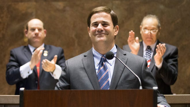 Gov. Doug Ducey and GOP legislative leaders have worked out a crappy budget deal behind closed doors.