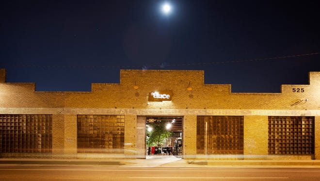 The Duce in downtown Phoenix.