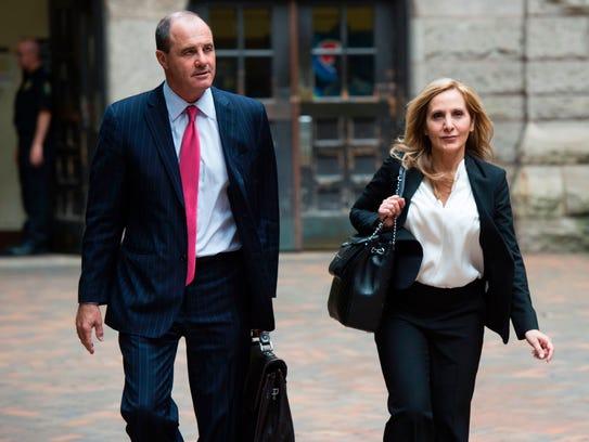 Brian McMonagle and Angela Agrusa, Bill Cosby's defense