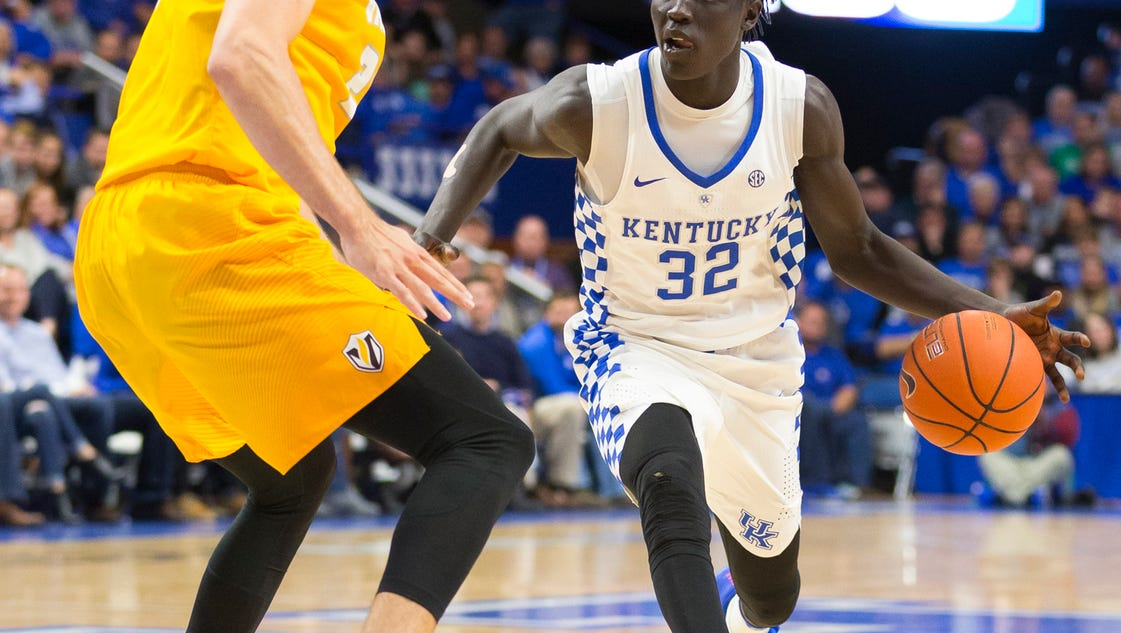 Kentucky Wildcats Basketball 2017 18 Team Photo: What We Know About UK's 2017-18 Basketball Schedule